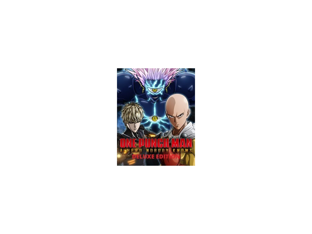 3374 one punch man a hero nobody knows deluxe edition steam pc