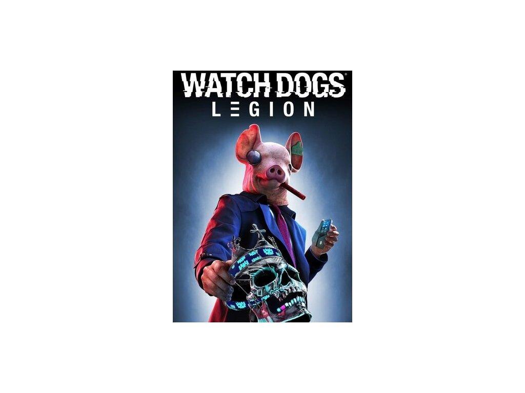 3437 watch dogs legion uplay pc