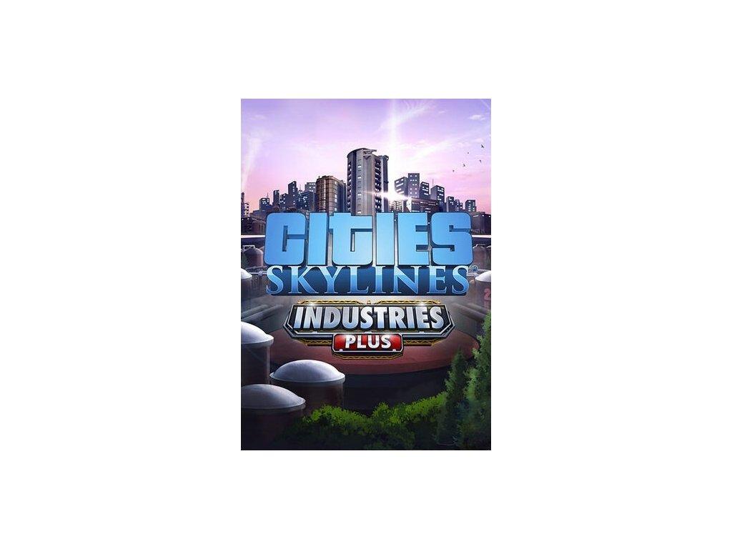 3446 cities skylines industries plus dlc steam pc