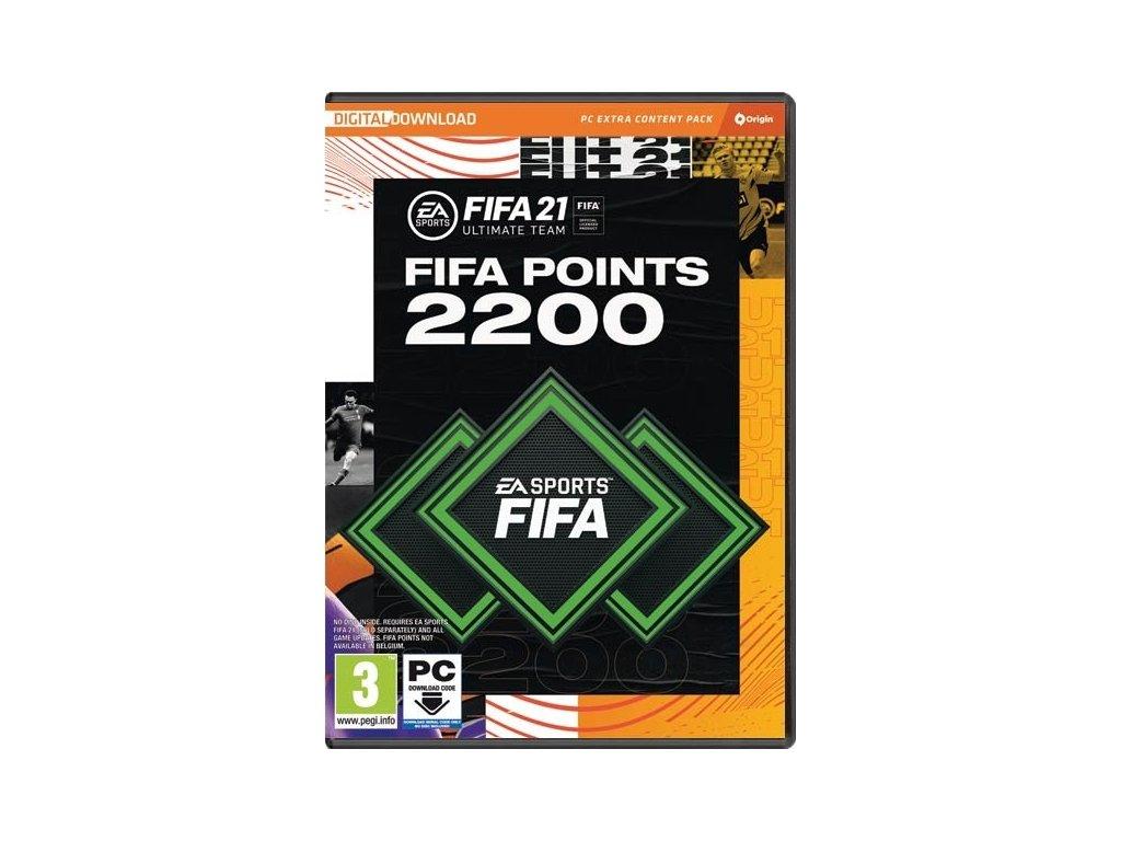 3464 fifa 21 2200 fut points origin pc