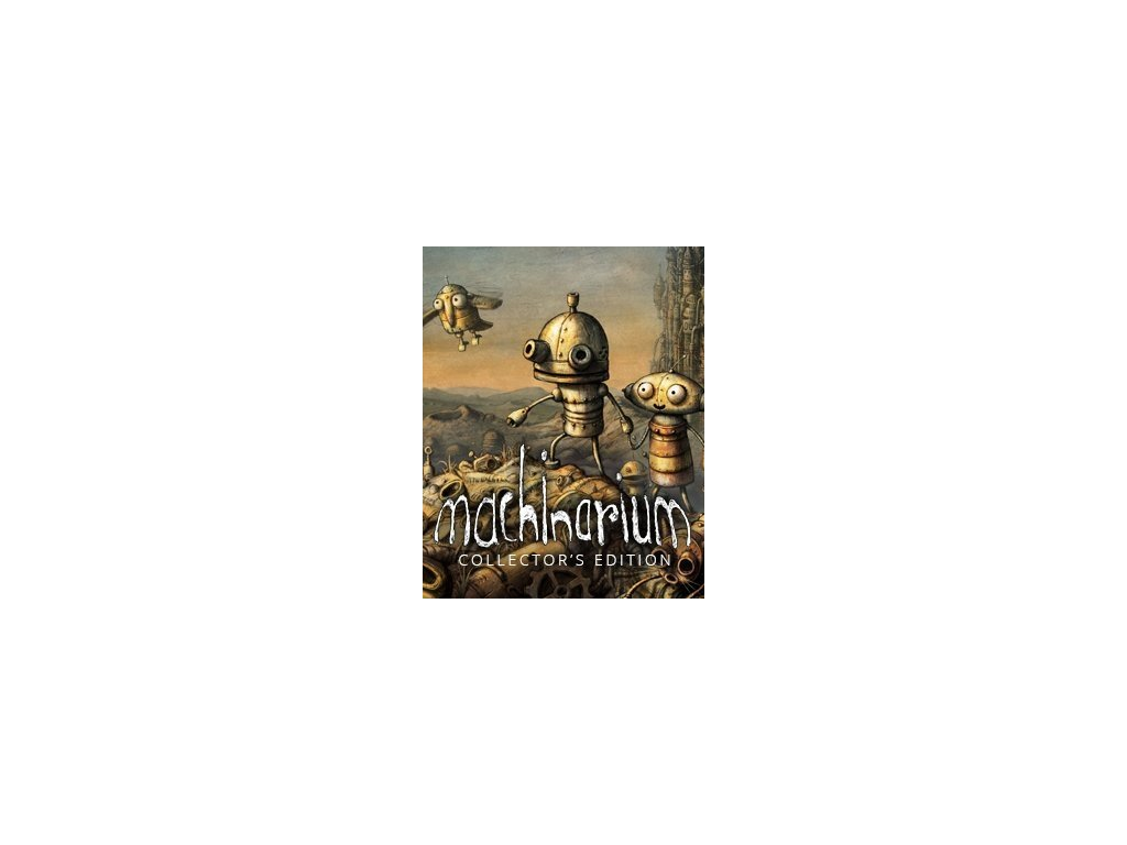 3491 machinarium collector s edition steam pc