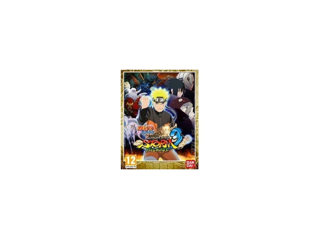 3536 naruto shippuden ultimate ninja storm 3 full burst steam pc