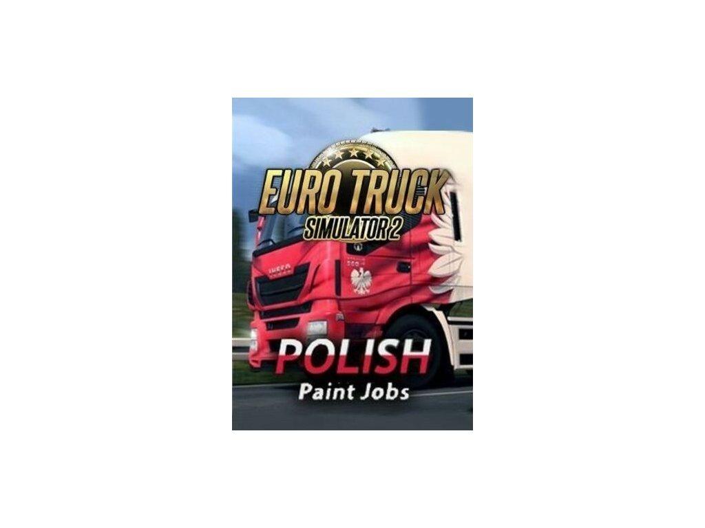3554 euro truck simulator 2 polish paint jobs dlc steam pc