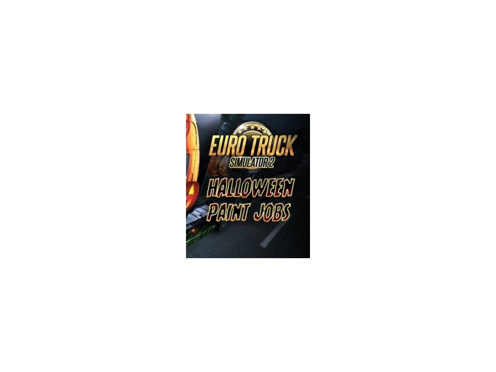 3563 euro truck simulator 2 halloween paint jobs pack dlc steam pc