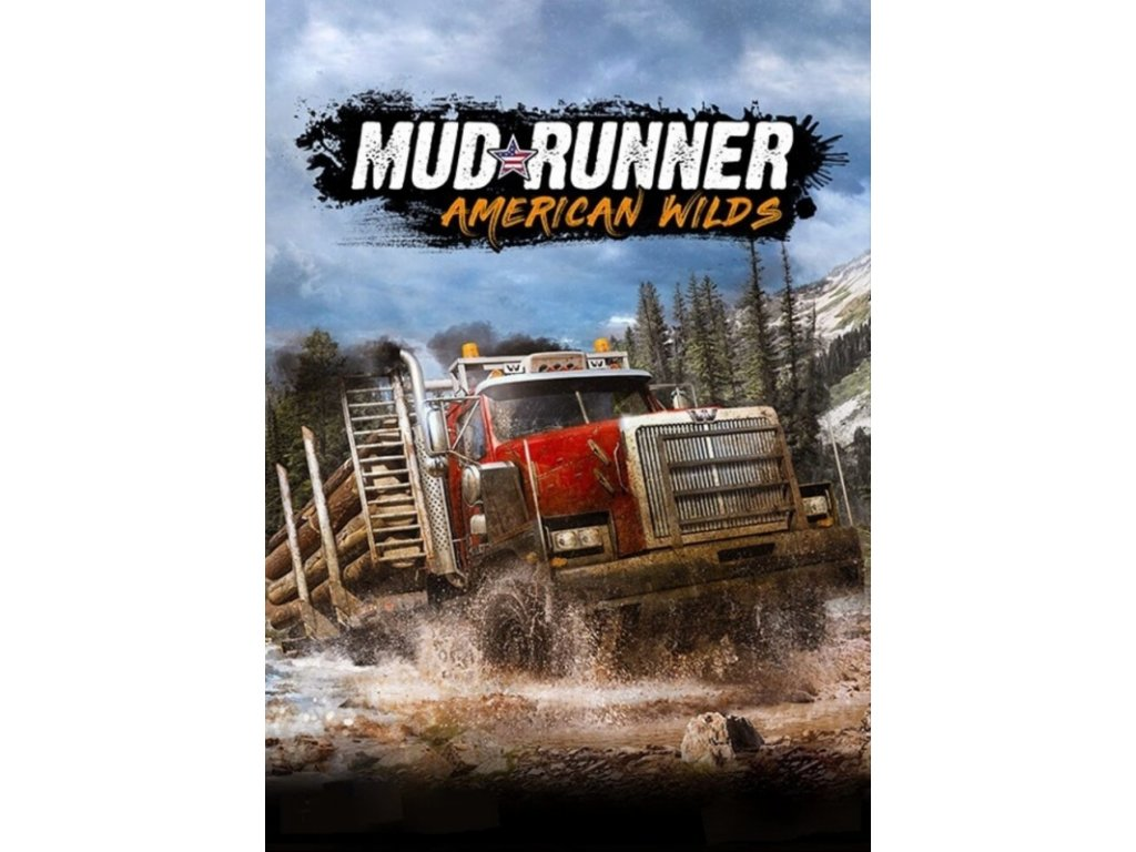 3578 mudrunner a spintires game american wilds edition steam pc