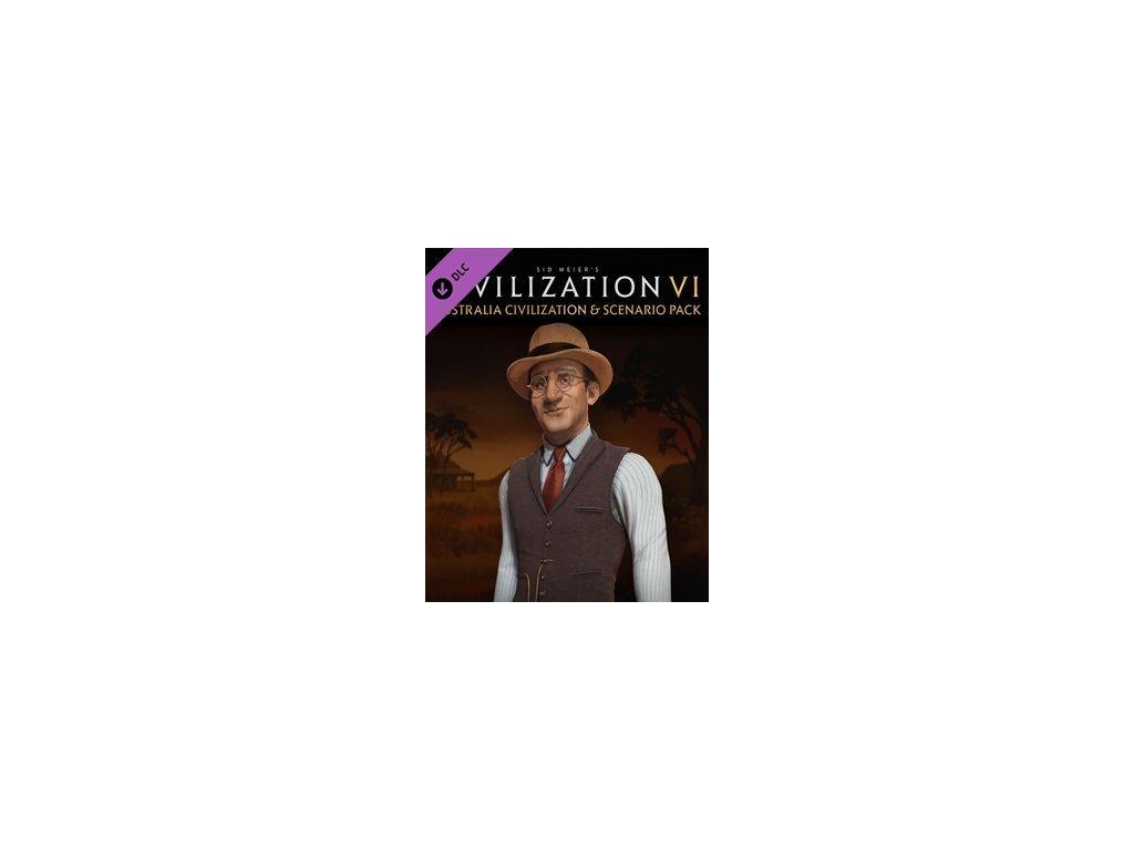 3614 sid meier s civilization vi australia civilization scenario pack dlc steam pc
