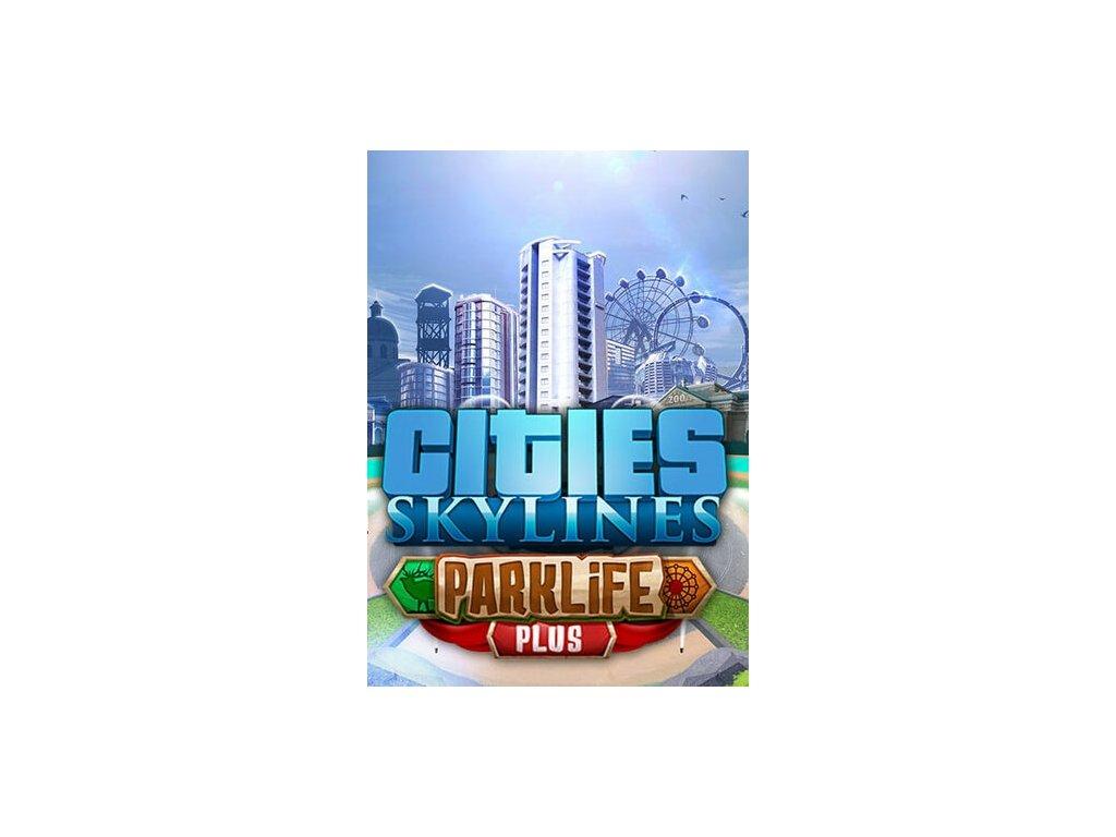 3617 cities skylines parklife plus dlc steam pc