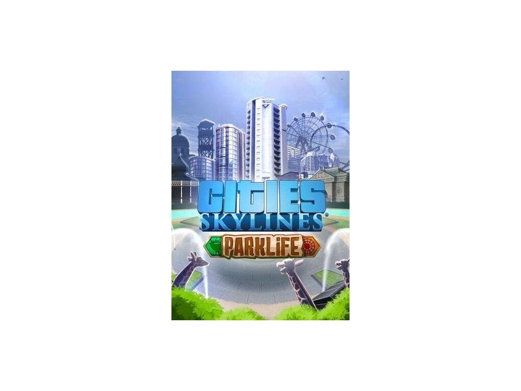3620 cities skylines parklife dlc steam pc