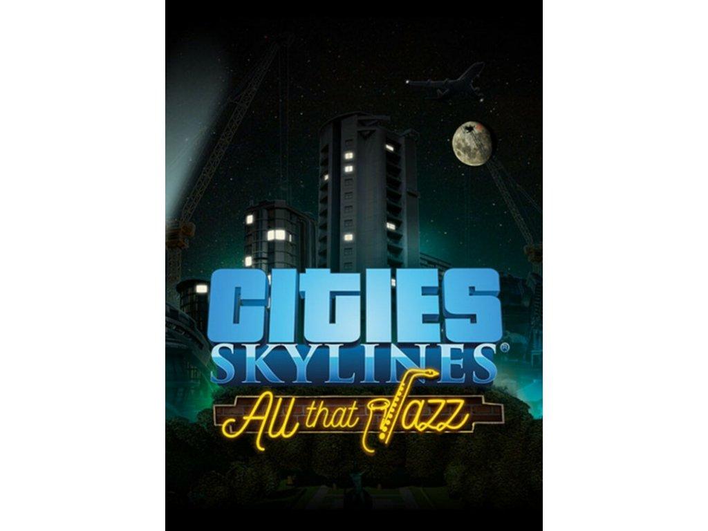 3626 cities skylines all that jazz dlc steam pc