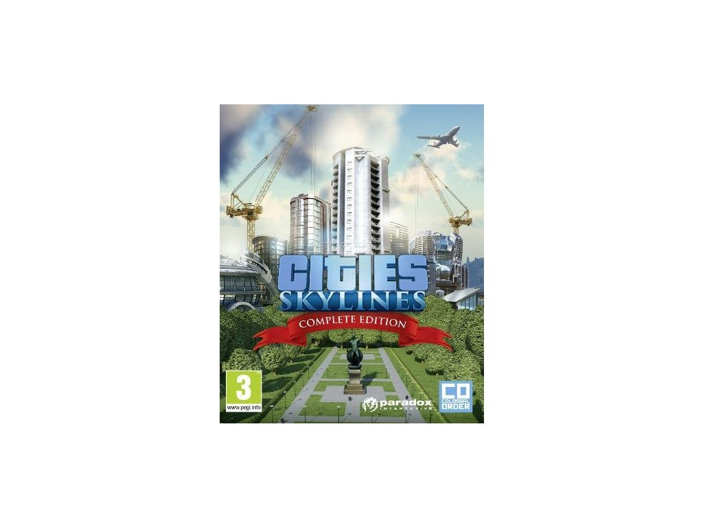 3629 cities skylines complete edition steam pc