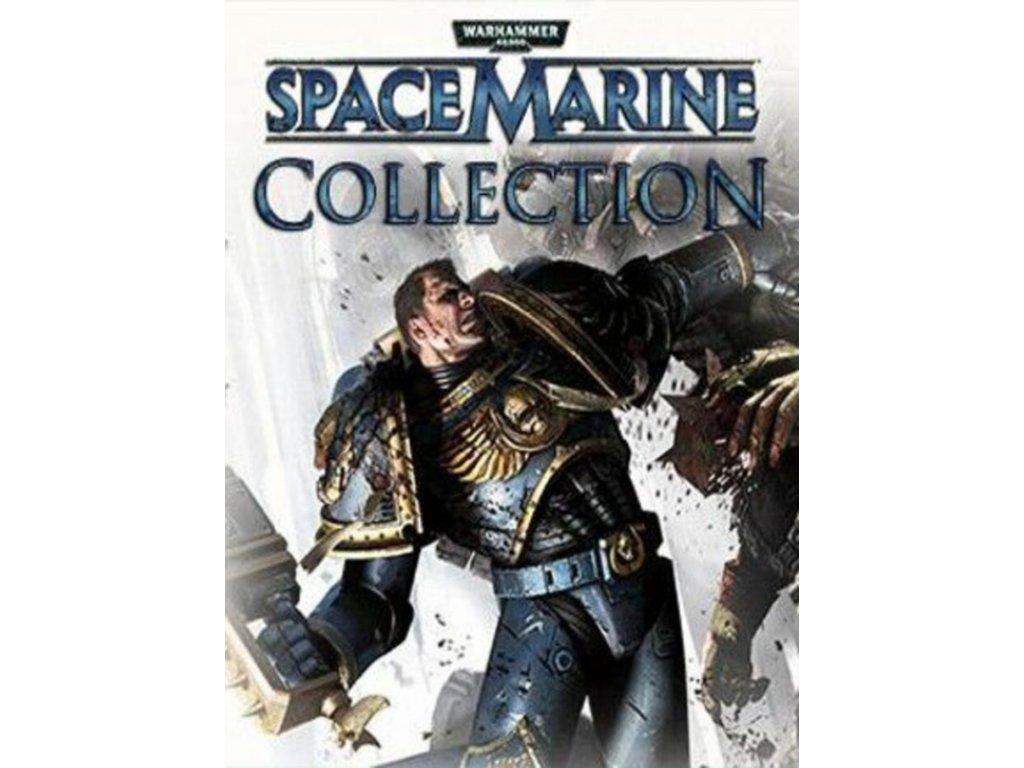 3641 warhammer 40 000 space marine collection steam pc