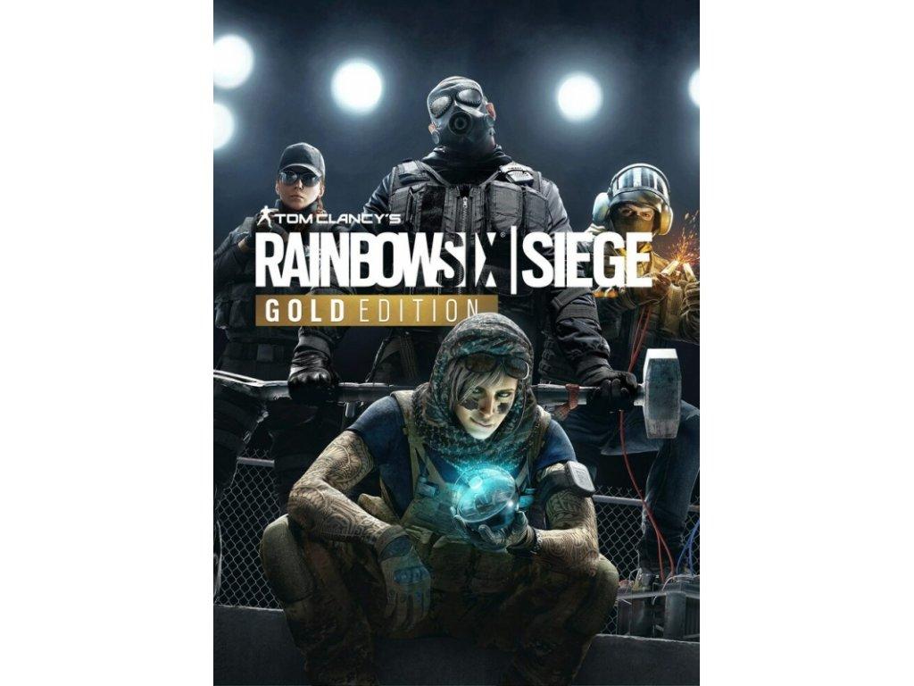3659 tom clancy s rainbow six siege gold edition year 5 uplay pc