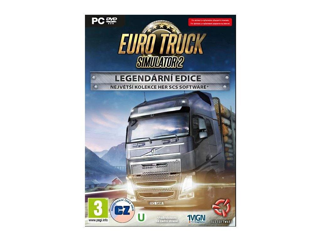 3686 euro truck simulator 2 legendary edition steam pc