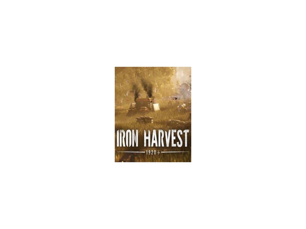 3695 iron harvest steam pc