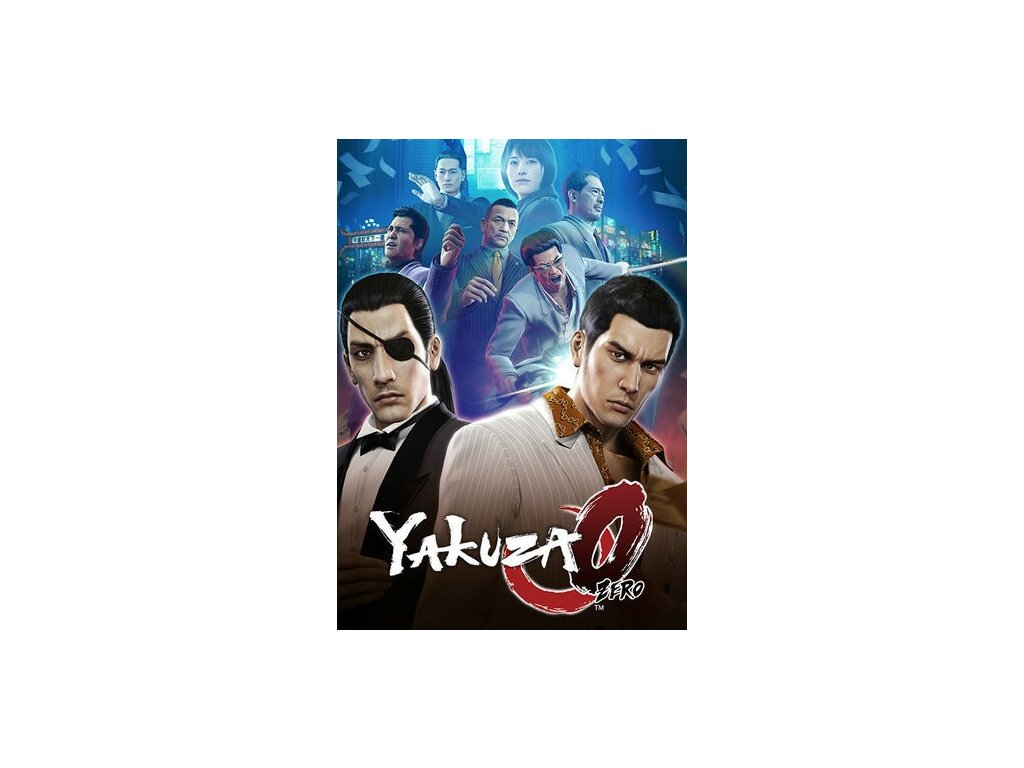 3722 yakuza 0 steam pc