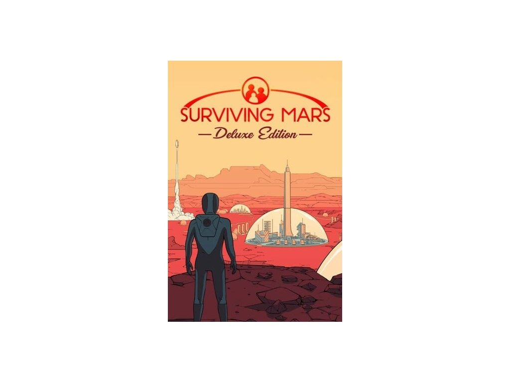 3731 surviving mars deluxe edition steam pc