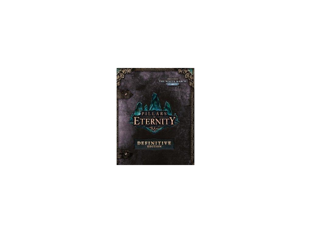 3734 pillars of eternity definitive edition steam pc