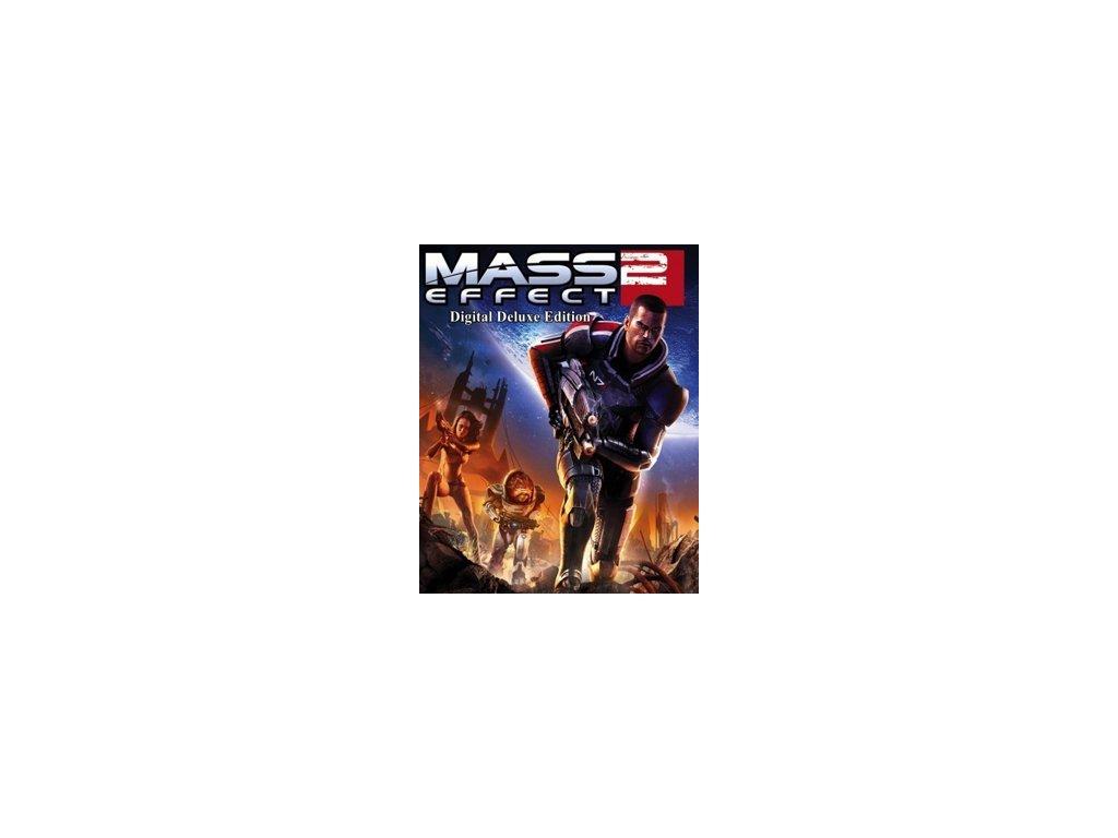3761 mass effect 2 deluxe edition origin pc