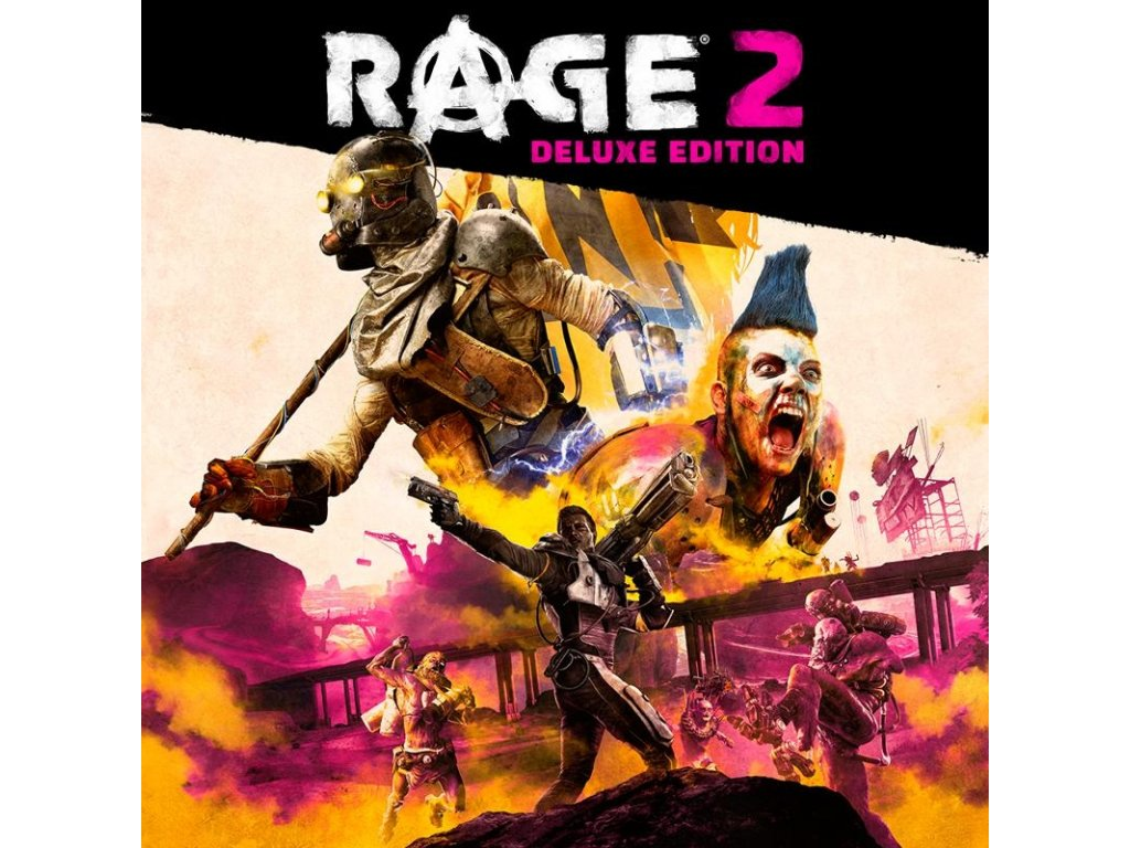 3794 rage 2 deluxe edition bethesda pc