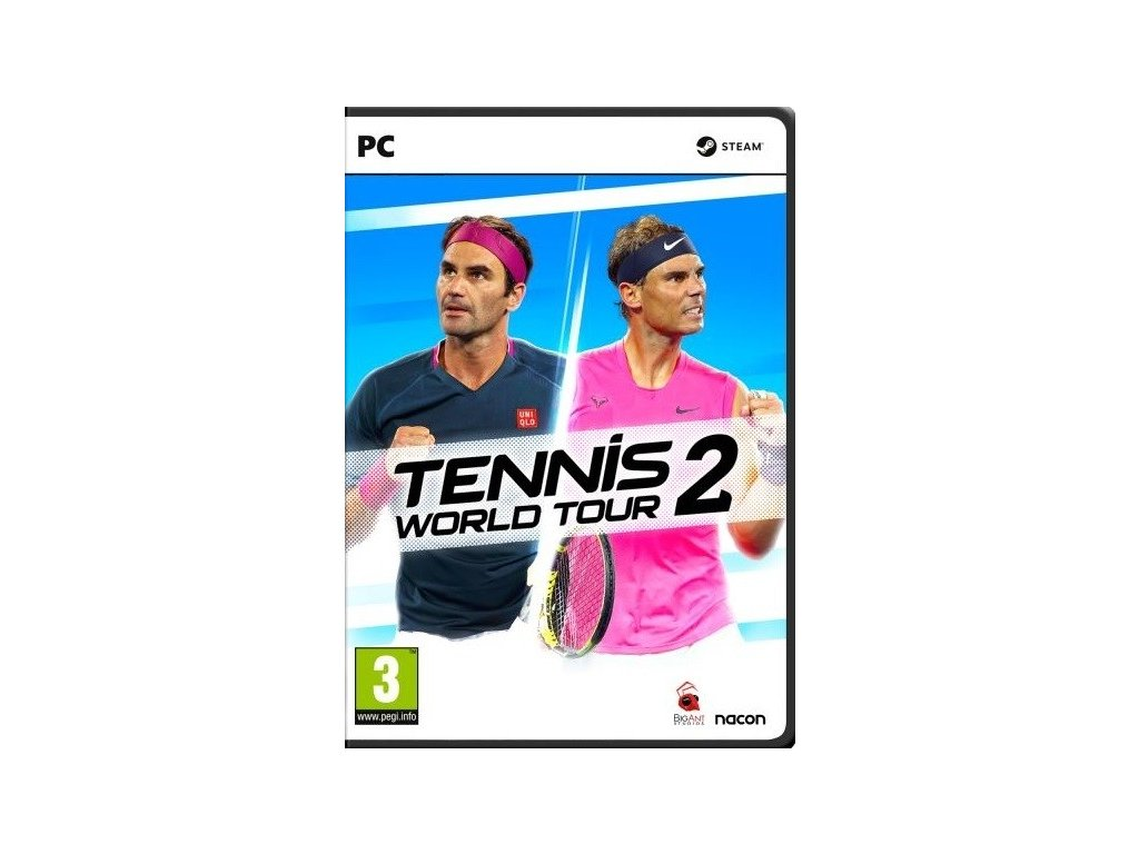 3959 tennis world tour 2 steam pc