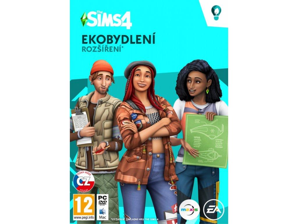 3992 the sims 4 ekobydleni dlc origin pc