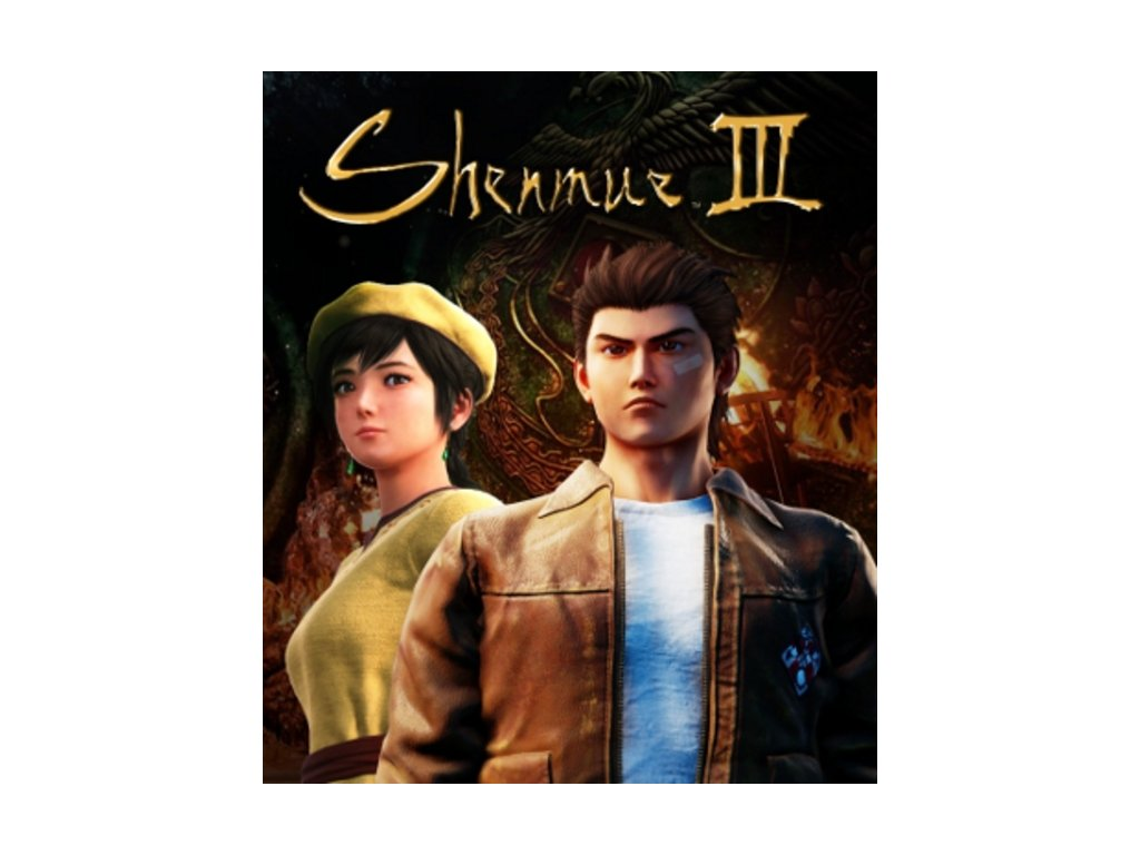 4100 shenmue 3 epic games pc
