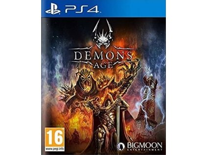 11342 demons age ps4