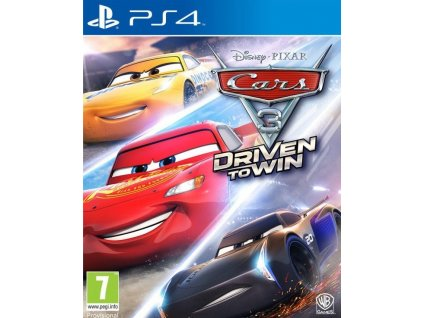 11525 cars 3 driven to win ps4
