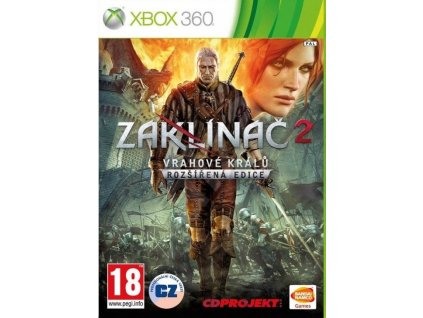 11678 the witcher 2 assassins of kings xbox 360