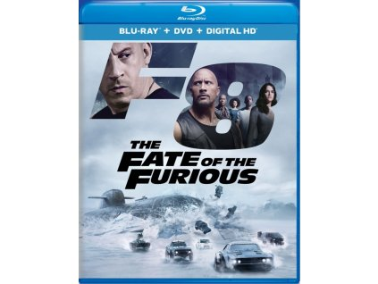 11681 rychle a zbesile 8 fast and furious 8 bd