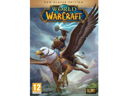 11699 world of warcraft new player edition