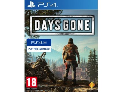 11768 days gone ps4