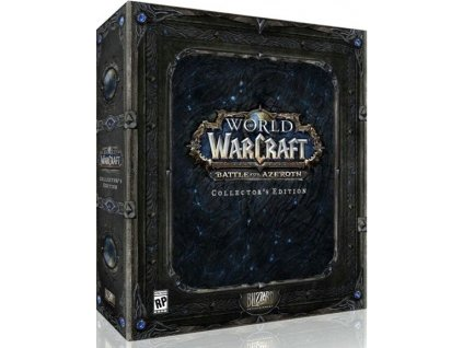14855 world of warcraft battle for azeroth collector s edition pc