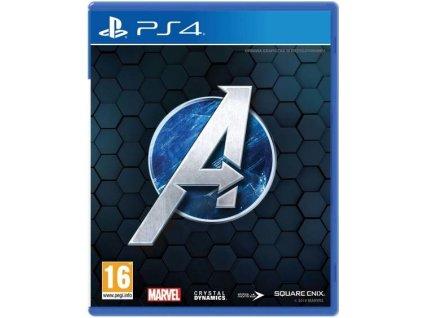 2354 marvels avengers ps4