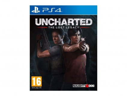 3403 ps4 uncharted the lost legacy