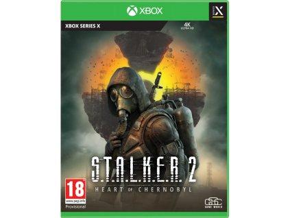 S.T.A.L.K.E.R.2 Standard Xbox Pegi 2Dpackshot