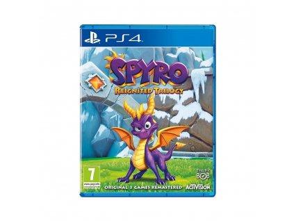 Spyro Reignited Trilogy IT (PS4)