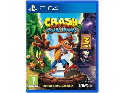 Crash Bandicoot N Sane Trilogy IT (PS4)
