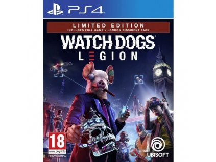 1883 watch dogs legion limited edition ps4