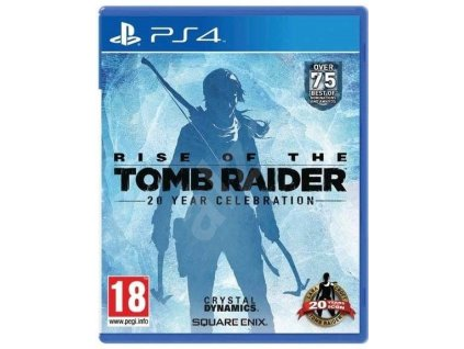 2147 rise of the tomb raider 20 year celebration edition ps4