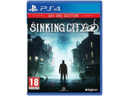 2381 the sinking city d1 edition ps4