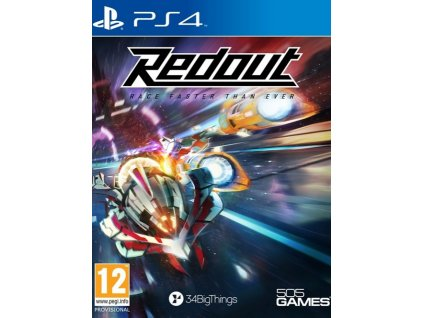 2609 redout lightspeed edition ps4