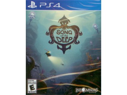 2666 song of the deep ps4