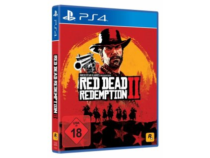 2732 red dead redemption 2 ps4
