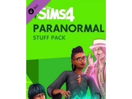 2984 the sims 4 paranormalno dlc origin pc