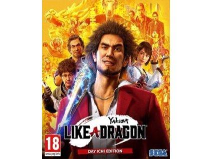 3176 yakuza like a dragon day ichi edition steam pc