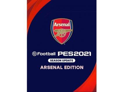 3674 pro evolution soccer 2021 season update fc arsenal edition steam pc