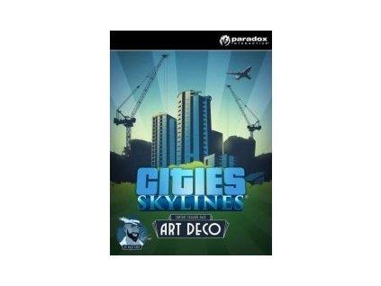 4037 cities skylines art deco dlc steam pc