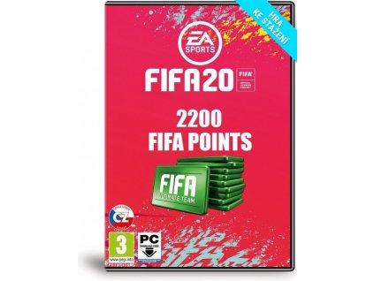 4145 fifa 20 2200 fut points origin pc