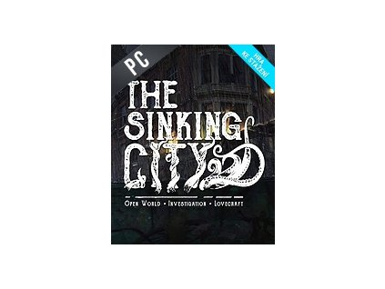 4214 the sinking city epic games pc